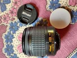 Nikon 18mm-55mm kit lens