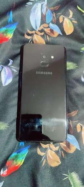 Samsung A8 plus 6gb 64gb