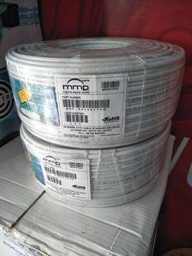 Kabel CCTV RG59+Power MMP 100meter