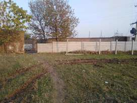 6 kanal plot for sale main ring roadd