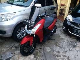 Motor Yamaha Lexi masih Muluss