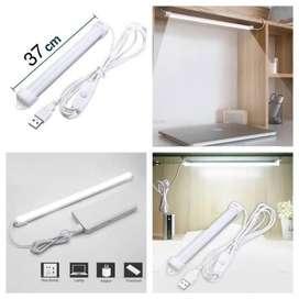 Lampu belajar Neon USB LED 37cm