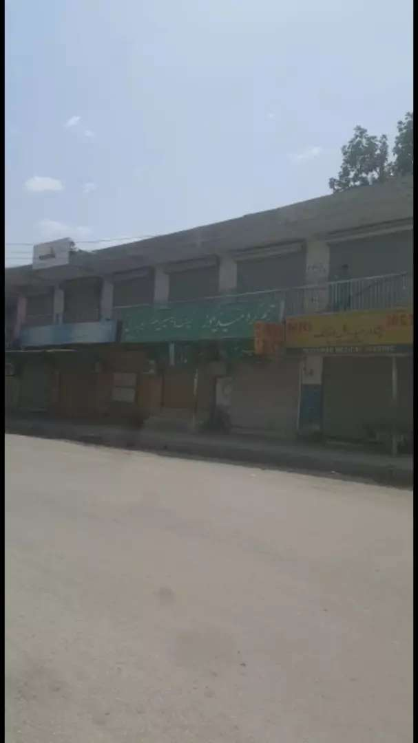 Prime Location Shops Available on Rent 0