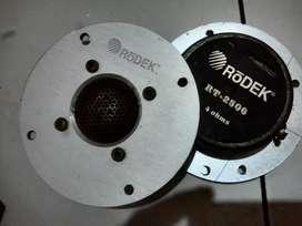 Speaker soundsystem