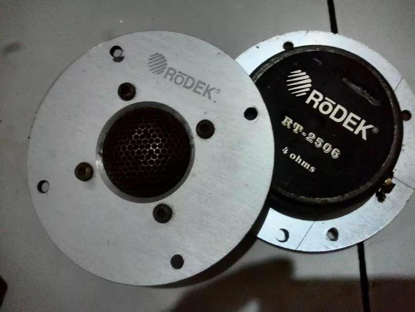 Speaker soundsystem 0