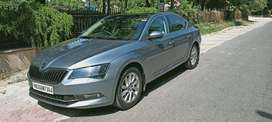 Skoda Superb Laurin and Klement 1.8, 2018, Petrol