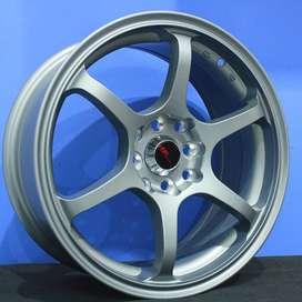 MISAKI H208 R16x7 Lubang8 SMG - HSR Velg/Pelek Mobil Import
