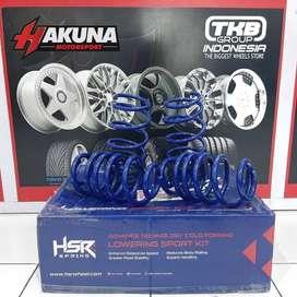 Per Ceper / Lowering kit HSR WHEEL Import Buat Mobil Fortuner Dll