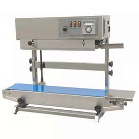 Band Sealer machine Techbical data model No.  900 v FRB 770