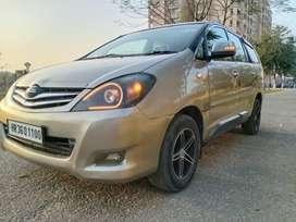 Toyota Innova 2.5 VX (Diesel) 7 Seater BS IV, 2011, Diesel