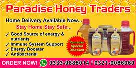 We sell all kinds of fresh honey with special discount