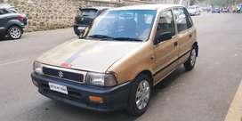 Maruti Suzuki Zen LXi BS-III, 2000, Petrol