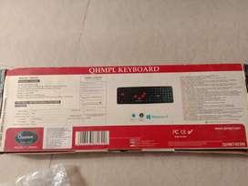 QHMPL QUANTUM PS2 KEYBOARD