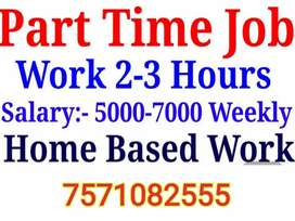 home based data entry and formatting work
