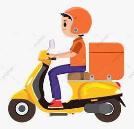 Urgent Required Delivery Boy For Logistic Company In Girish Park