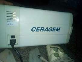 Ceragem machine