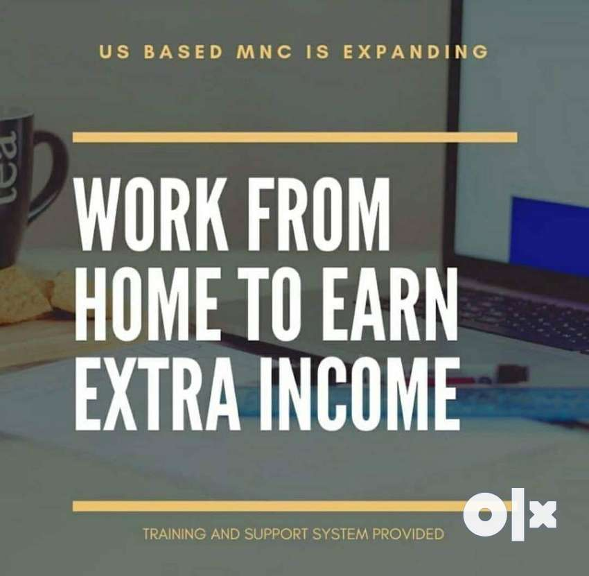 Opportunity for All Backgrounds Work From Home According to your Skill 0
