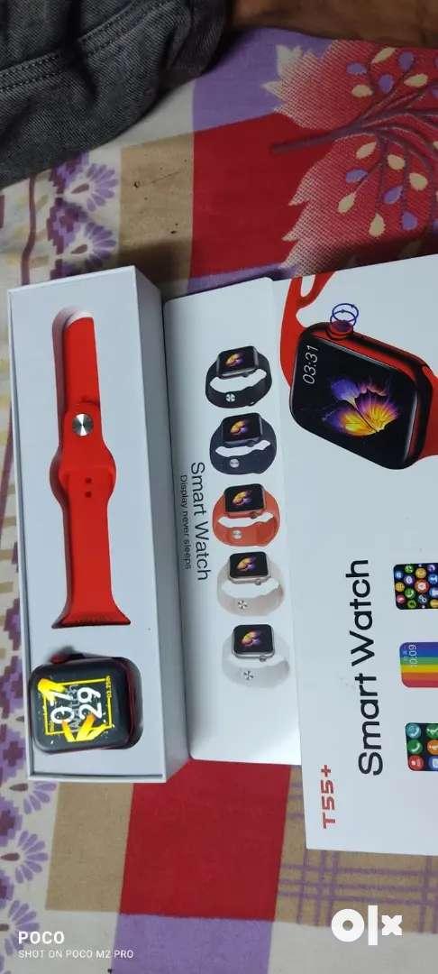 smart watch T500++
