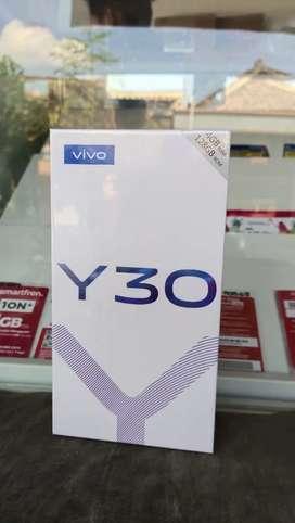 Vivo Y30 putih ready