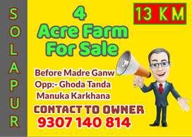 4 Acre Farm For Sale