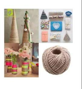 Jute Rope for Crafts - Rs 55