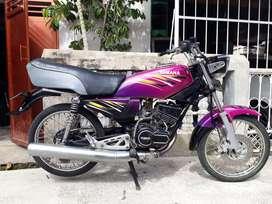 Yamaha rx king dijual cepat 2004  20/2/2020