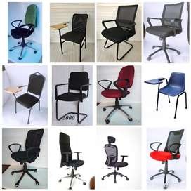 All types of chairs available