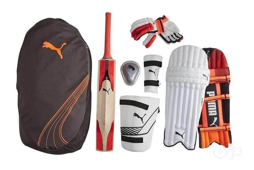 Puma Full Cricket Kit Youth & Junior Size 0