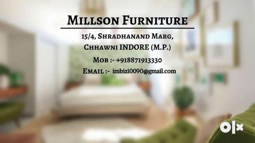 Sofa. Almirah & Bed 0