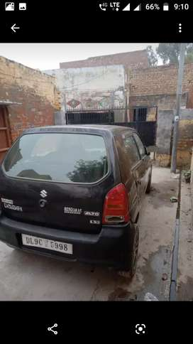 Good car with alloy wheels. Good average 38 on CNG