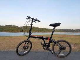 Sepeda Lipat Java Decaf