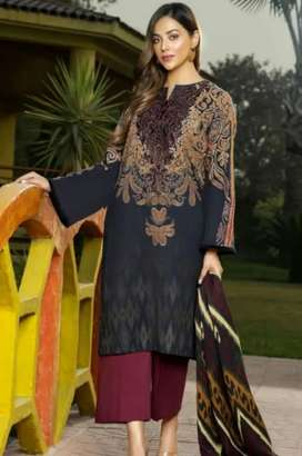 *Winter Collection 2020* Brand So Kamal Vol'20 Available in *Marina 20