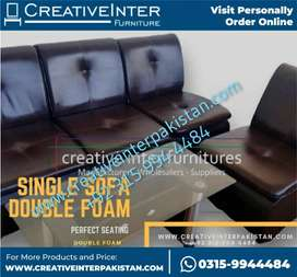 Sofa Single Doublefoam Authenticquality Office Table Chair bed Dining