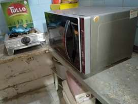 Microwave oven(faulty) can be repaired easily