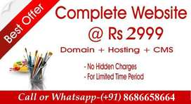 Website for 2999 Only