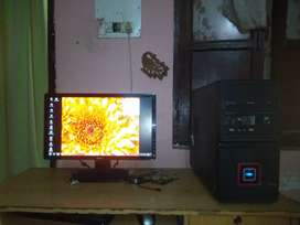 PC With all Accessories in good working condition