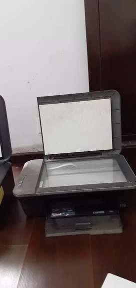 Good condition printers hp & canon with wifi
