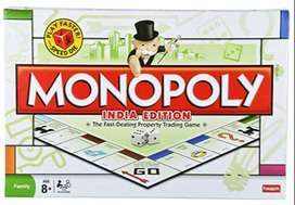 Monopoly India Edition - Brand New