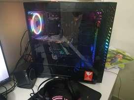 Custom Gaming PC under 70 000