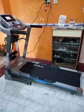 TL 270 ELektrik TOTAL Treadmill1 auto Incline