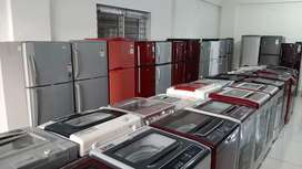 Combo offer Available washing machine and refrigerator