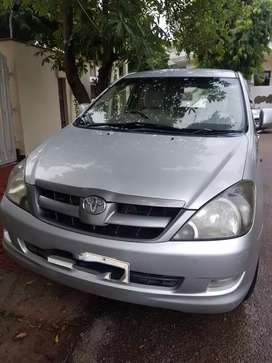 Well maintained car with new tyre