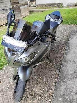 DiJual Kawasaki Ninja 250FI