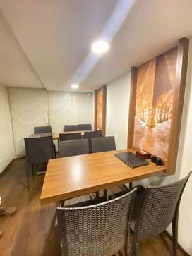 Hotel setup on rent