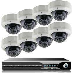 CCTV CAMERAS, EPBAX, and INVERTER UPS
