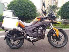 New Zongshen RX3S 400cc EFI Touring BIKE 2021 on booking