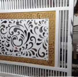 bengkel las menyediakan tenaga ahli dalam pmbuatan pagar kating $$1174