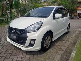 Dijual Cepat Daihatsu Sirion 2015 D FMC Putih Kesayangan