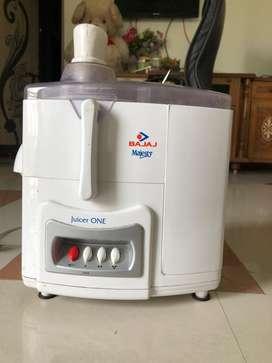 Bajaj Majesty Juicer