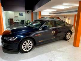 Immaculate condition of Audi A6.